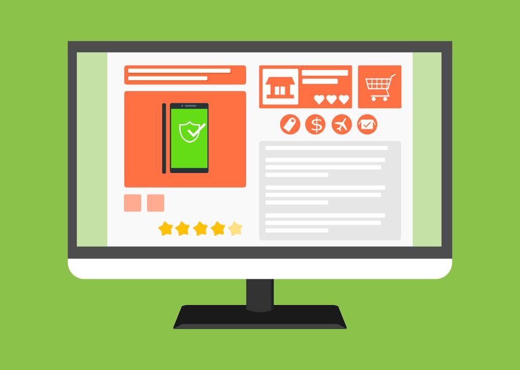 interneta veikalu izstrāde