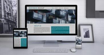 mūsdienīgas mājas lapas izstrāde