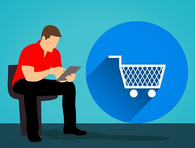 pārdot interneta veikalā